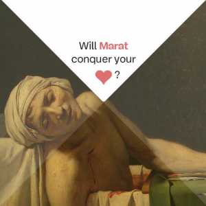 Will Marat conquer your heart?