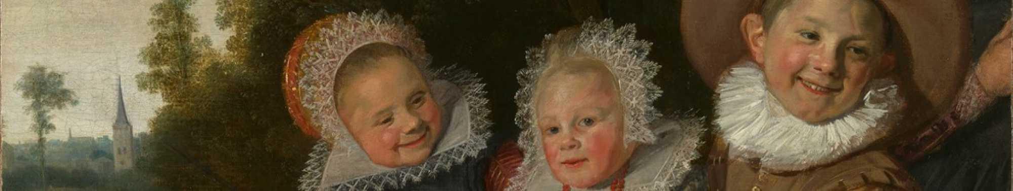 Portretten van Frans Hals: een familiereünie
