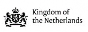 logo Nederlandse Ambassade in Brussel : Kingdom of the Netherlands