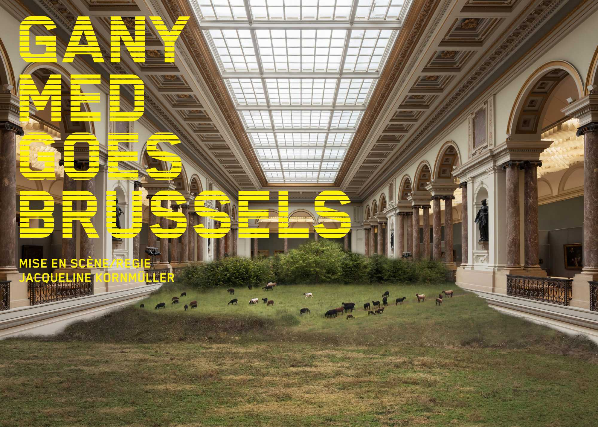 Ganymed goes Brussels