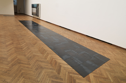 Carl Andre : 4 x 25 Altstadt Rectangle