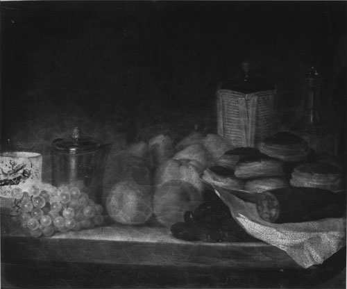 Anonyme : Nature morte