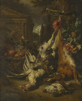 Jan Weenix : Wild